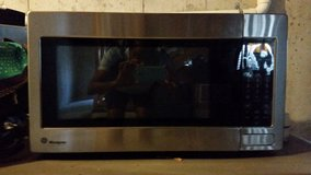 FREE FREE - 2 Panasonic Microwaves and 1 Toaster - needs minor repair in Naperville, Illinois