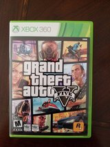 XBOX 360 GRAND THEFT AUTO V in Shorewood, Illinois