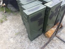 Trade My Ammo Cans for Almost anything useful? in Camp Lejeune, North Carolina