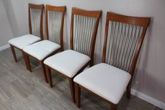 Set of 4 Modern Chairs in CyFair, Texas