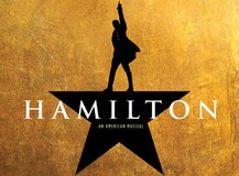 **** (2) HAMILTON Tickets September 16, 2017 **** PRICE DROP!! in Wheaton, Illinois