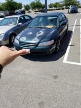 2001 Honda Accord in Travis AFB, California