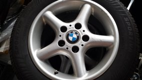 BMW 3ser summer tires in Ramstein, Germany