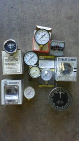 Various Gauges in New Lenox, Illinois