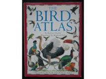 The Bird Atlas XL Hard Cover Book A Pictorial Atlas of The World's Birds in Chicago, Illinois