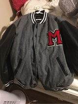 "Forever 21 ""boyfriend varsity"" Jacket in Tomball, Texas"