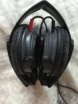 Used Panasonic stereo headphone black RP-HB200-K in Okinawa, Japan