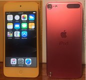 Apple iPod Touch 32GB 5th Generation red in Ruidoso, New Mexico