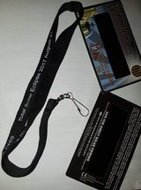 Solar eclipse viewer cards with strap in Fort Knox, Kentucky