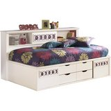 Zayley Full Bookcase Bed in West Orange, New Jersey