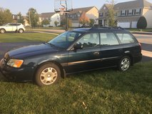 2002 Subaru Legacy Wagon in Naperville, Illinois