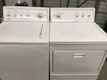 Kenmore Matching Washer and Dryer Set in Clarksville, Tennessee