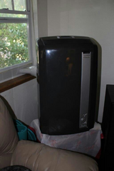 DELONGHI AIR CONDITIONER ,HEATHER AND DEHUMIDIFIER in Olympia, Washington