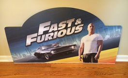 Fast & Furious Sign in Bolingbrook, Illinois