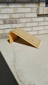 Small cat ramp in Naperville, Illinois