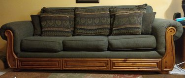 2 identical full size sofas in Naperville, Illinois