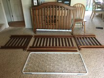 Crib - Good Condition in Pearl Harbor, Hawaii