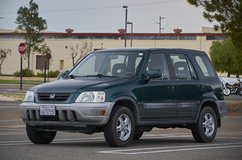 Honda CRV, AWD, 5spd, Hitch, Excellent Cond.  Reliable. in Travis AFB, California