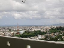 1BED APT with wonderful ocean view in Okinawa-city(NO Inspection) in Okinawa, Japan