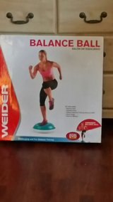 Exercise balance ball in Perry, Georgia