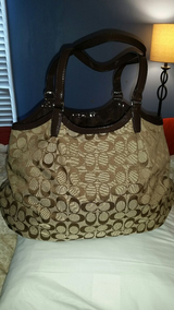 Authentic Coach purse in Warner Robins, Georgia