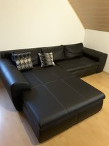 Quality Leather Sofa Sectional in Grafenwoehr, GE