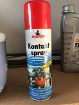 Kontact Spray in Ramstein, Germany