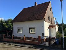 AVAILABLE NOW FREESTANDING CHARMING ONE FAMILY HOUSE IN LANDSTUHL in Ramstein, Germany