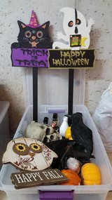 PERFECT FOR HALLOWEEN!!  Awesome Bulk Assorted Halloween Decorations in Ramstein, Germany