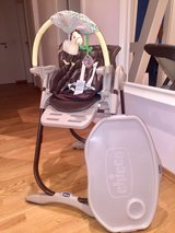 Polly Magic highchair by Chicco in Stuttgart, GE