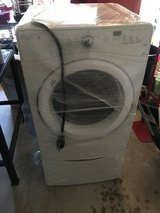 Whirlpool Front Load Dryer in Tomball, Texas