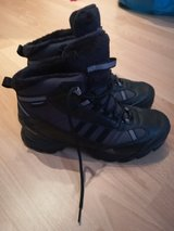 Adidas hiking boots in Ramstein, Germany