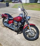 2008 Yamaha Vstar 650 in Schofield Barracks, Hawaii