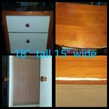 Small nightstand in Lawton, Oklahoma