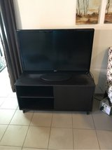 42 inch Sanyo LCD tv and stand in Ramstein, Germany