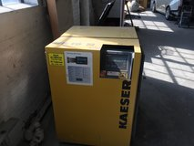 Air compressor in Tinley Park, Illinois