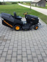 McCullough Riding Lawn-mower in Grafenwoehr, GE