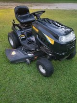 "46"" yardman mower in Camp Lejeune, North Carolina"