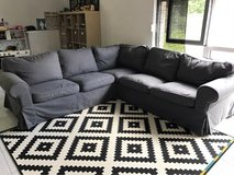 IKEA Ektorp Sectional Couch in Ramstein, Germany