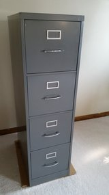 Filing cabinet, 4 drawer in Naperville, Illinois