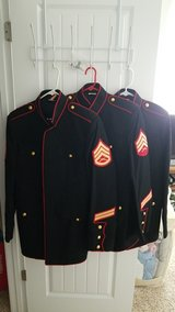 Dress Blues Jackets in Camp Lejeune, North Carolina