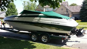 1999 Crownline 266CCR- Great family boat in Naperville, Illinois