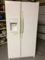 GE Hotpoint Side by Side Refrigerator in Naperville, Illinois