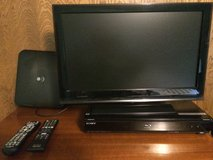 TV, Blu-Ray and Antenna in Fairfield, California