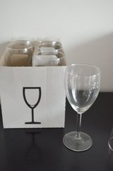 White wine glass, clear glass and/or 6 pieces of whiskey glass in Stuttgart, GE