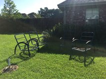 Patio Chairs set of 4 in DeRidder, Louisiana