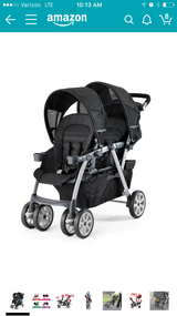 Chicco Double Stroller in Fort Irwin, California