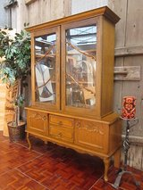 Chippendale China Cabinet in Ramstein, Germany