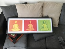 Buddha picture in frame in Murfreesboro, Tennessee
