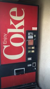 vending machine coke in Lawton, Oklahoma